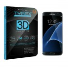 Tyrex Samsung Galaxy S7 edge 3D Full Cover Tempered Glass Screen Protector - Black