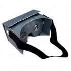 Google Cardboard VR Premium Edition - Blue