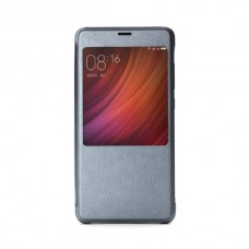 Jual Xiaomi Original Smart Flip Case Cover Xiaomi Redmi Pro - Grey Indonesia Original Harga Murah
